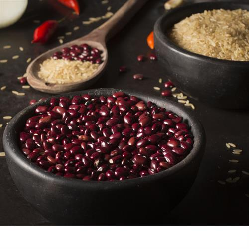 Rice, Beans & Pulses